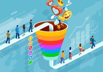 Utilizzare i social media per vendere online
